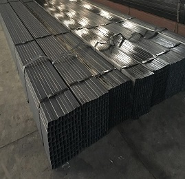 Black Annealed Square Steel pipes