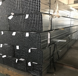 Galvanized Square Hollow Section Structural Steel Tube Pipe