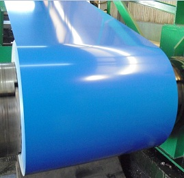 China Manufacture color coated prepainted steel coil PPGI