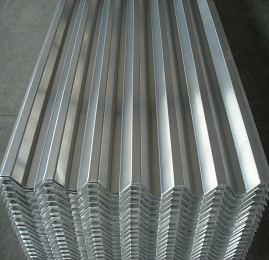Roofing Sheet Galvanized Corrugated GI Plate