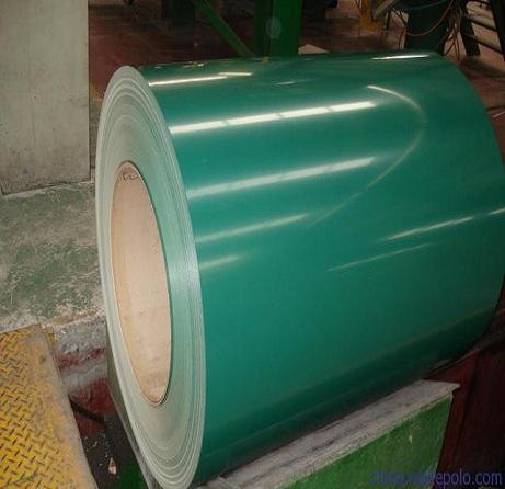 PPGI ,Color coating trapezoidal roofing iron sheet for Housing