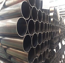 Black Annealed Round Steel Pipes