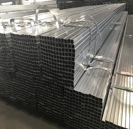 High quality rectangular steel tube carbon square steel pipe