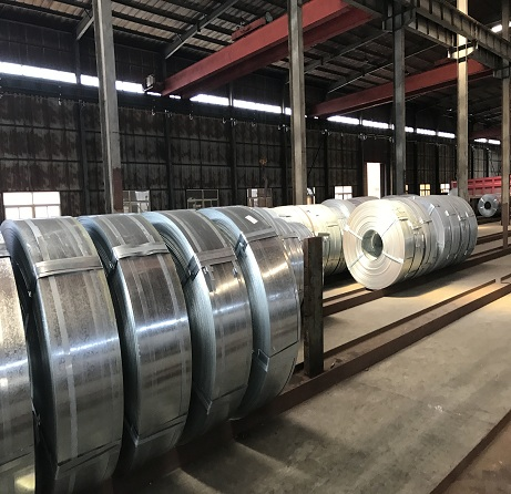 ASTM Hot Dipped Galvanized Steel Strip for Building