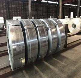 High Zinc Coated Gi Coil Galvanized Steel Strip