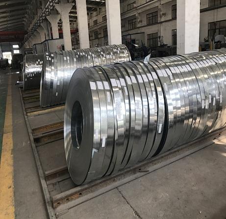 High quality galvanized steel strip