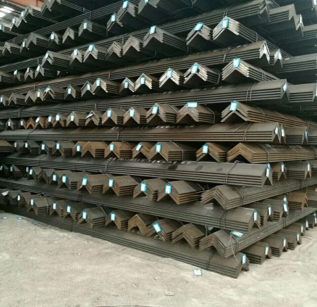 Q235 Q345 Steel shape Prime quality hot rolled steel angle bars for construction