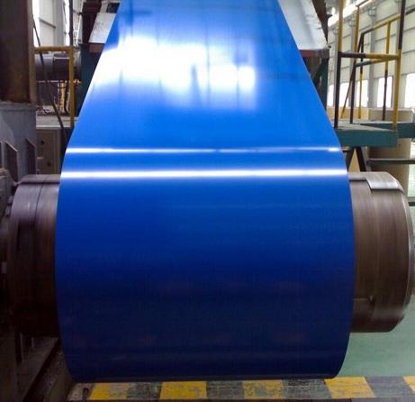 Wooden PPGI steel coil color coated galvanized steel