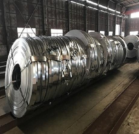 China manufacturer galvanized steel strip