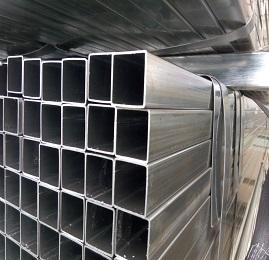 Pre Galvanized Square Steel Pipe