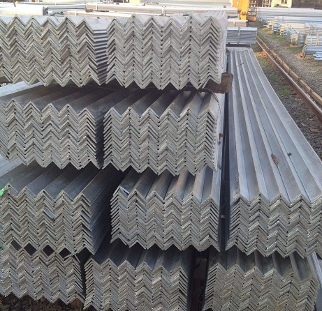 Hot Rolled A36 SS400 Carbon Iron Angle Steel Bar