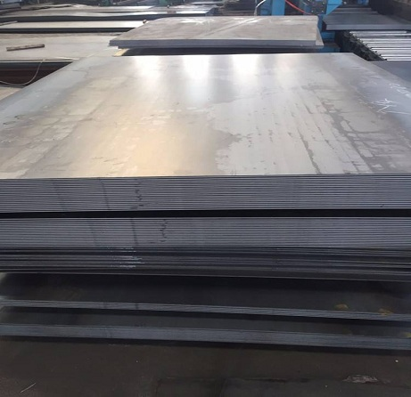 A36 A38 carbon ms hot rolled steel sheet